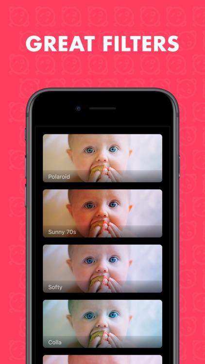 Baby Photo Editor ++ screenshot-5