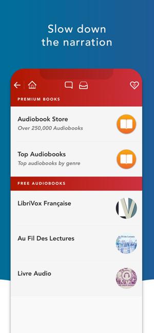 Livres Audio Hq
