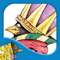 App Icon for Tacky and the Emperor App in Colombia IOS App Store