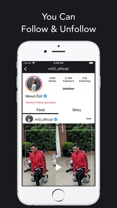 Postegram Report For Instagram iphone ekran görüntüleri