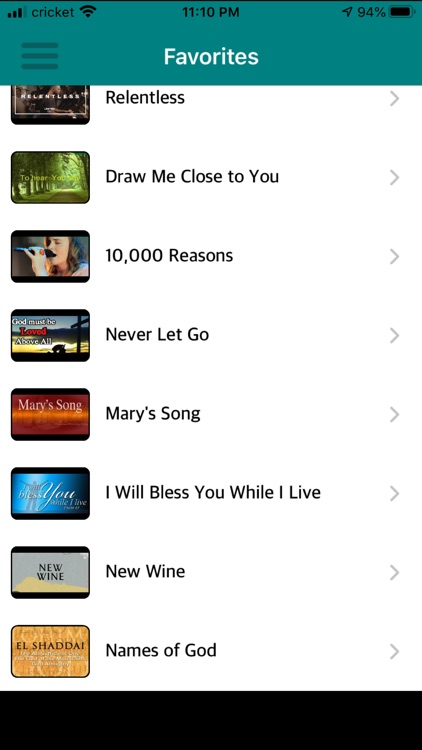 Christian Song screenshot-7