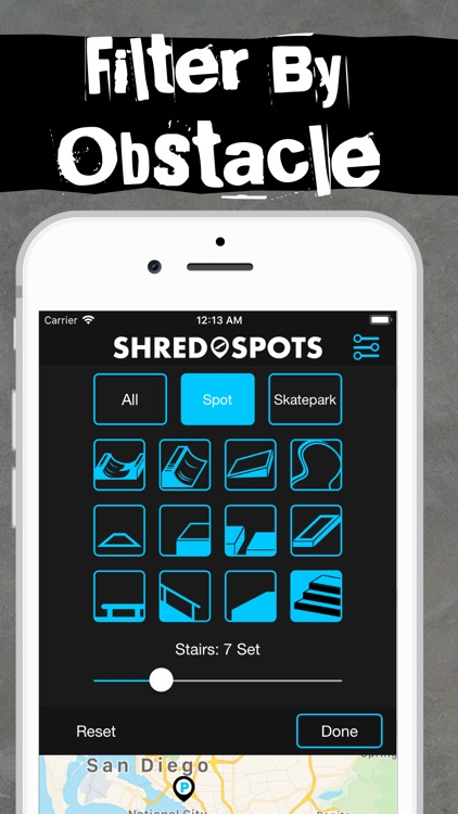 ShredSpots: Find Skate Spots