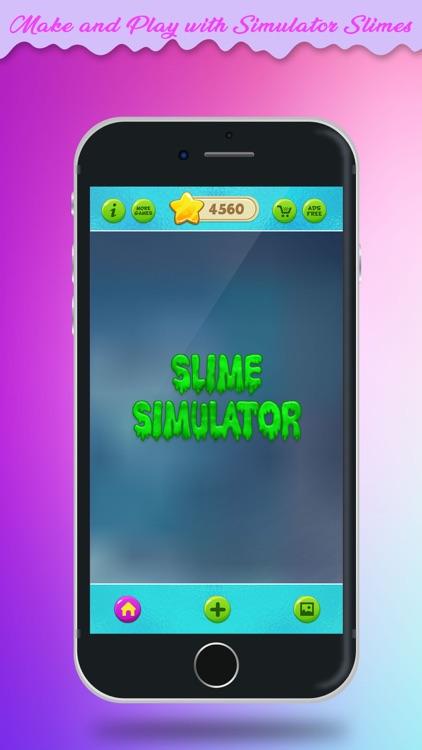 Relaxing Slime Simulator screenshot-0