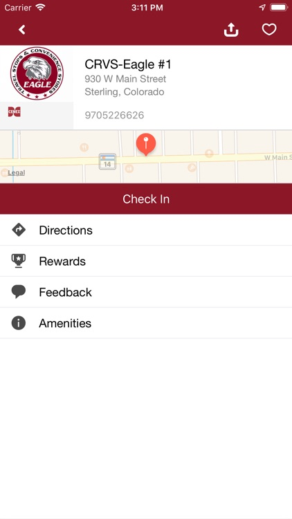 Eagle Rewards screenshot-5