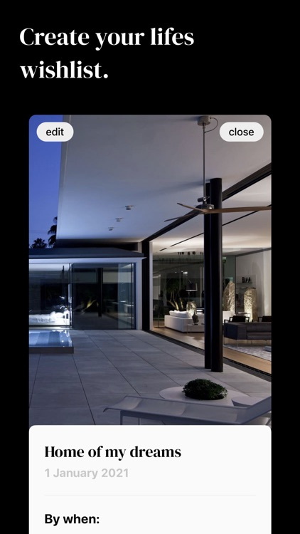 Visionly – Pocket Vision Board