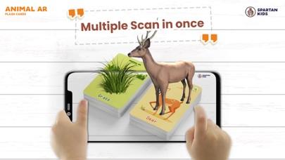 Screenshot for Animal AR 3D Safari in Indonesia App Store