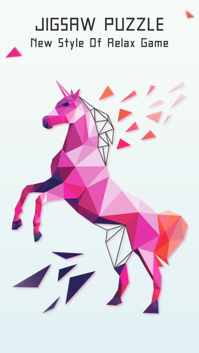 Poly Book: Puzzle Art Coloring screenshot 2