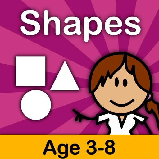 Shapes+Geometry Skill Builders