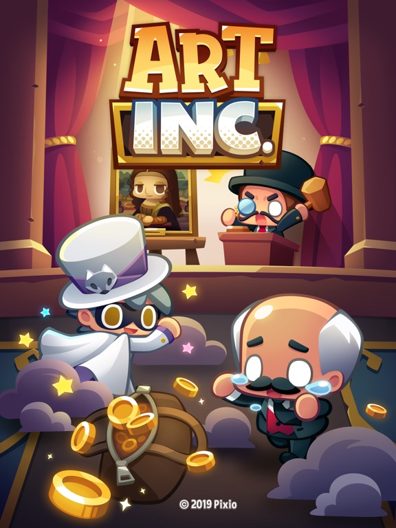 Art Inc. - Collection Clicker screenshot 14