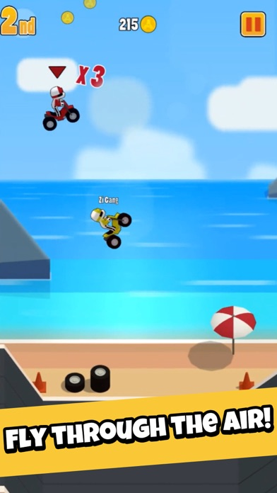Pocket Bike 360のスクリーンショット4