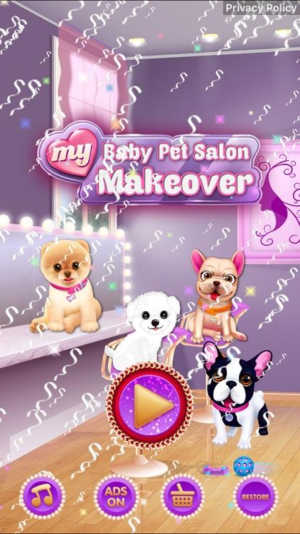 My Baby Pet Salon Makeover
