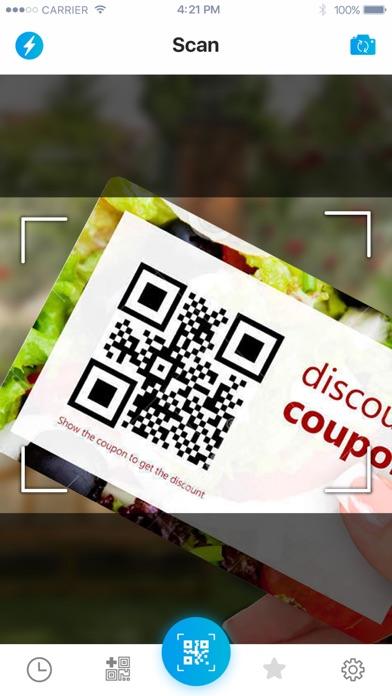 Tải về QR reader & Barcode scanner cho Pc