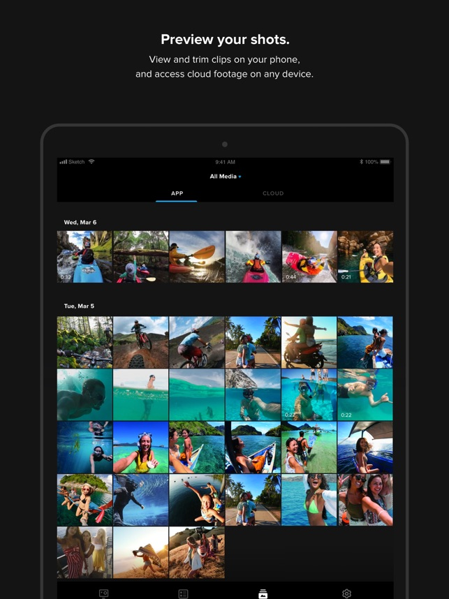 GoPro on the App Store