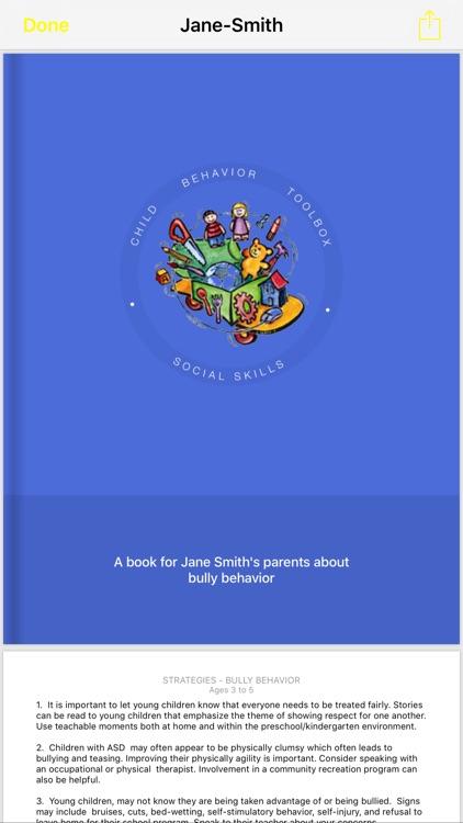 Child Toolbox - Social Skills screenshot-6