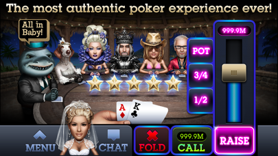 Fresh Deck Poker – Live Holdem Screenshot