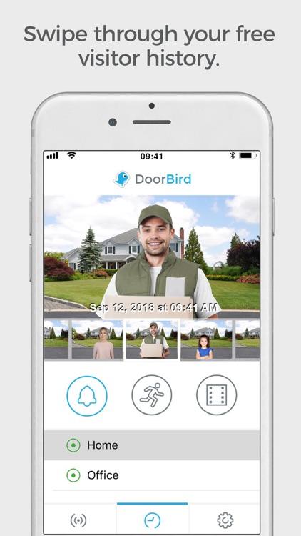 DoorBird screenshot-3