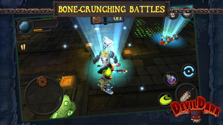DevilDark: The Fallen Kingdom screenshot-0