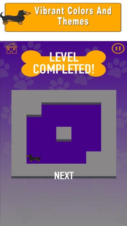 Dachshund Maze Game Doxie Game screenshot-8