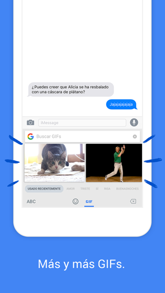 Screenshot for Gboard - el Teclado de Google in Chile App Store