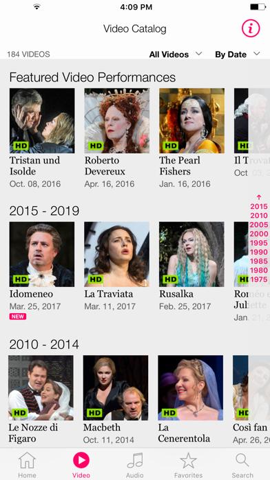 Met Opera on Demand screenshot 4