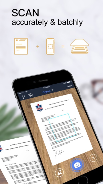 Scanner App:PDF Document Scan screenshot-0