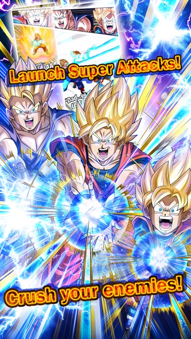 DRAGON BALL Z DOKKAN BATTLE app image