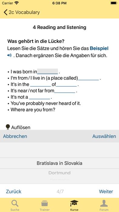 messages.download LEO Wörterbuch software