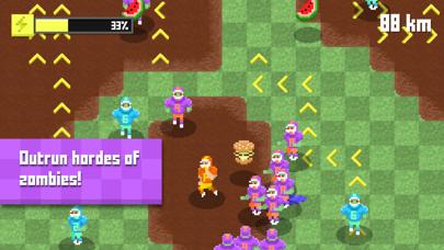 Zombie Football! screenshot 7