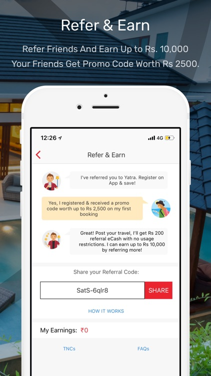 Yatra - Flights, Hotels & Cabs screenshot-6