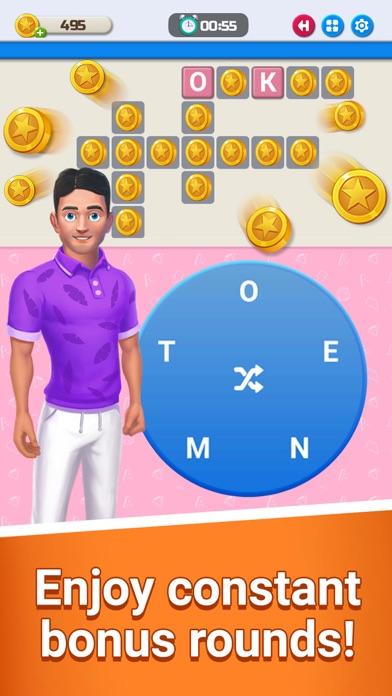 Crossword Online: Word Cup screenshot four