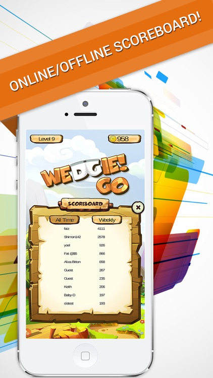 Wedgie Go - Multiplayer Game screenshot-3