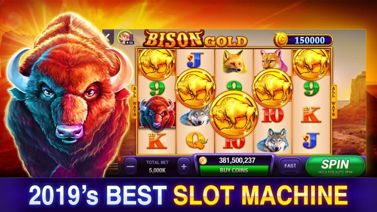 Rock N' Cash Casino Slots screenshot-0