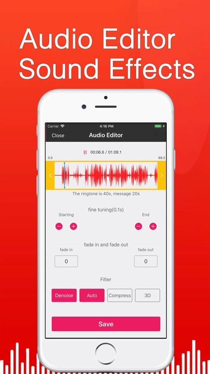 Ringtones for iPhone Music Pro