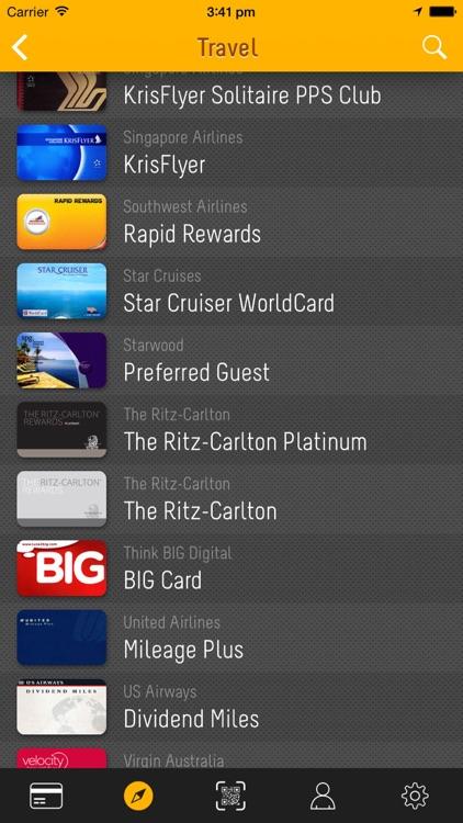 Perkd - Loyalty & Reward Cards screenshot-3