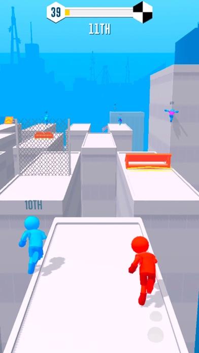 Parkour Race screenshot 2