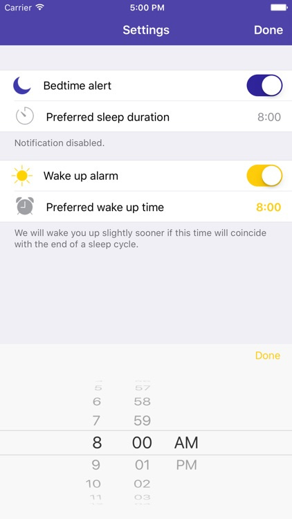 Sleep Diary App screenshot-3