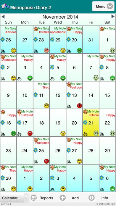 Menopause Diary 2のおすすめ画像1