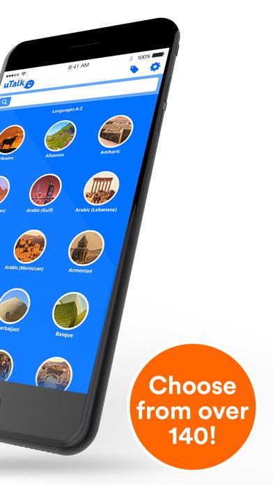uTalk - Learn Any Language screenshot two