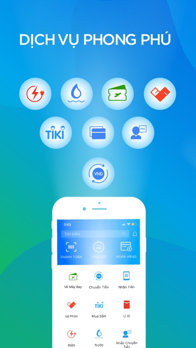 Screenshot for ZaloPay - Thanh toán trong 2s in Viet Nam App Store