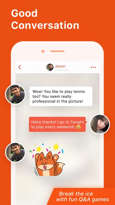 Tantan - Genuine Dating Screenshot