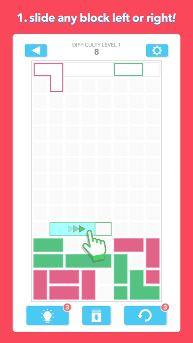 Blocks: Jewel Puzzle Game screenshot 1
