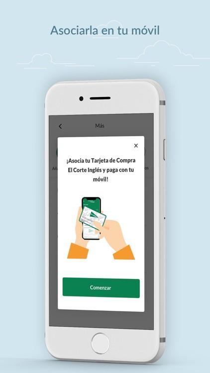 Tarjeta Compra El Corte Inglés screenshot-7