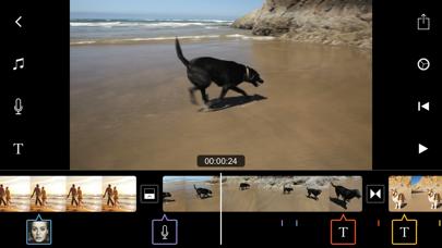 Filmmaker Pro - Video Editor Screenshot