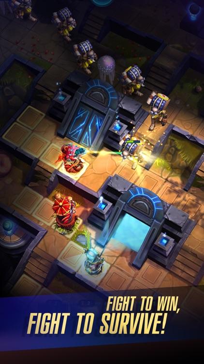 Defenders 2: Tower Defense CCG screenshot-4