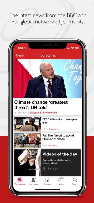 BBC News on the App Store