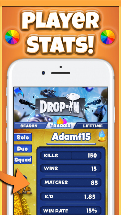 Wheel for Fortnite - Drop In APK for Android - Download Free [Latest