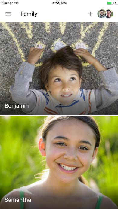 Google Family Link for parents screenshot 1