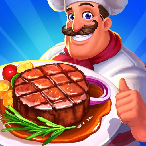 Cooking Madness-Kitchen Frenzy