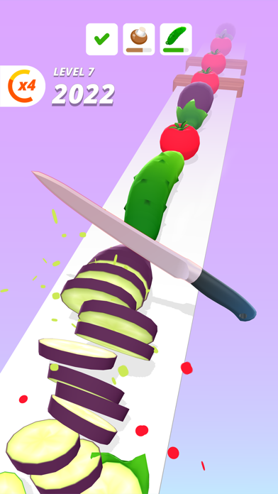 Perfect Slices screenshot 2