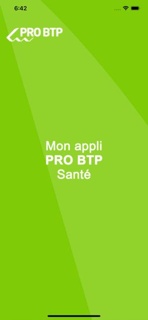 Pro Btp Sante Dans L App Store